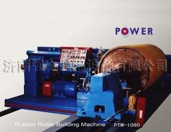 中型胶辊缠绕机PTM-1080